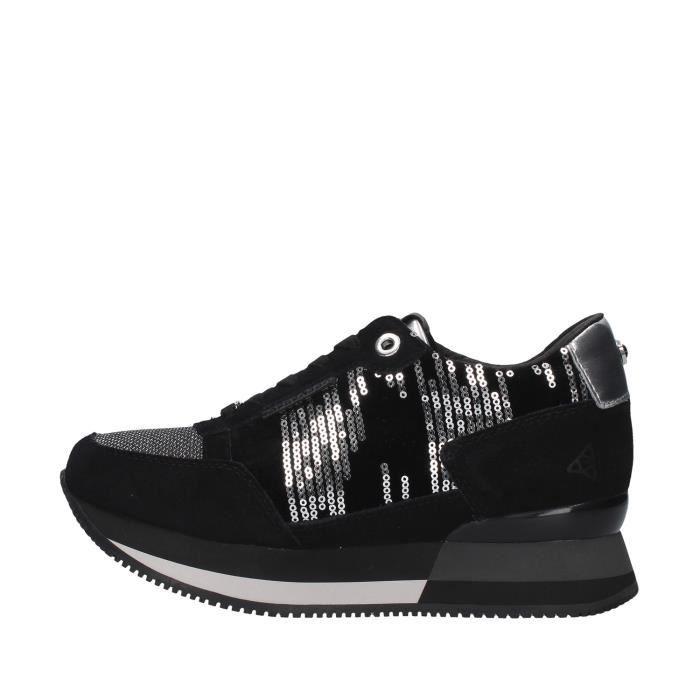 Apepazza F0RSD01/VEL chaussures de tennis Avec coin Femme NOIR