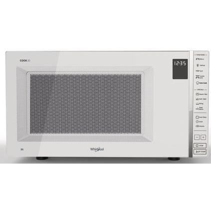 WHIRLPOOL MWP304W Micro-Ondes Posable Gril & vapeur - COOK30 - Blanc - 30L