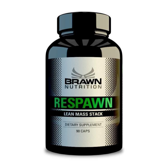 STIMULANT HORMONAUX BRAWN RESPAWN (Tren/Epi Stack) x 90 capsules Lean