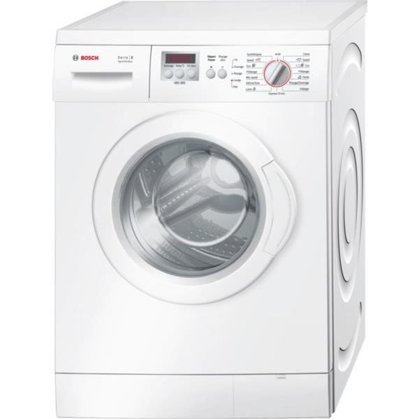bosch wae28210ff lave linge frontal 7kg 1400 tours. Black Bedroom Furniture Sets. Home Design Ideas