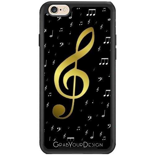 coque iphone 8 note de musique