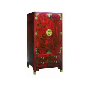 armoire de mariage chinoise achat vente armoire de. Black Bedroom Furniture Sets. Home Design Ideas