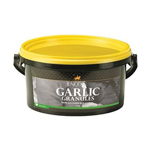 EXTRUDÉ - EN GRANULÉ Lincoln Garlic Granules - 2.5kg Tube