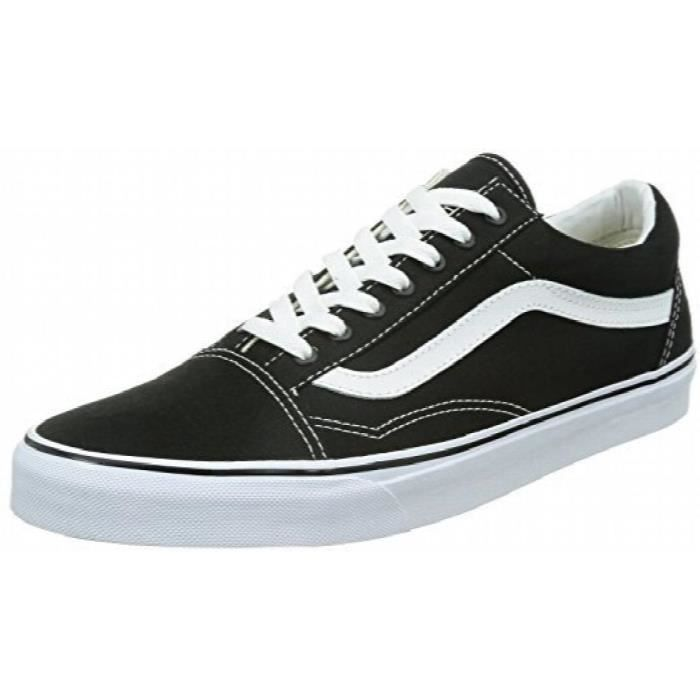 vans old skool noir 43