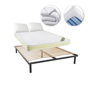 matelas sommier 180x200 pas cher lit adulte avec sommier. Black Bedroom Furniture Sets. Home Design Ideas