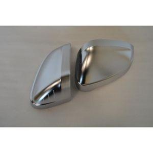 Pour Audi a3 s3 8p 09-Complet Boîtier Alu Look miroir Bouchons Rétroviseurs extérieurs