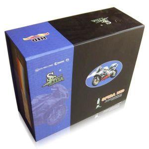 MOTO Pack Xénon H1 + H4 Moto 35W / 55W (12000K - H4-L -