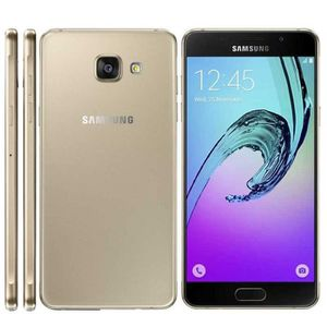 SMARTPHONE D'or Samsung Galaxy A3 2016 A310f 16GB occasion D'