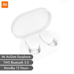 KIT BLUETOOTH TÉLÉPHONE Xiaomi Mi AirDots TWS Bluetooth 5.0 Ecouteurs Intr