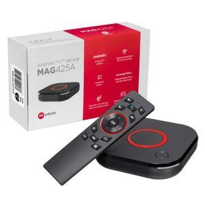 BOX MULTIMEDIA MAG 425A Infomir & HB-DIGITAL 4K IPTV Set TOP Box