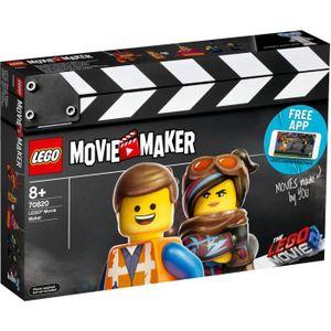 ASSEMBLAGE CONSTRUCTION LEGO® Movie 70820 LEGO® Movie Maker - La grande av