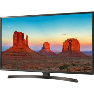 Téléviseur LED LG 43UK6470 TV LED 4K 43