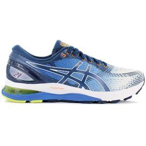 CHAUSSURES DE RUNNING Asics Gel-Nimbus 21 1011A714-100 Homme Chaussures