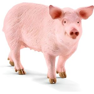 FIGURINE - PERSONNAGE SCHLEICH Figurine 13782 - Animal de la ferme - Coc
