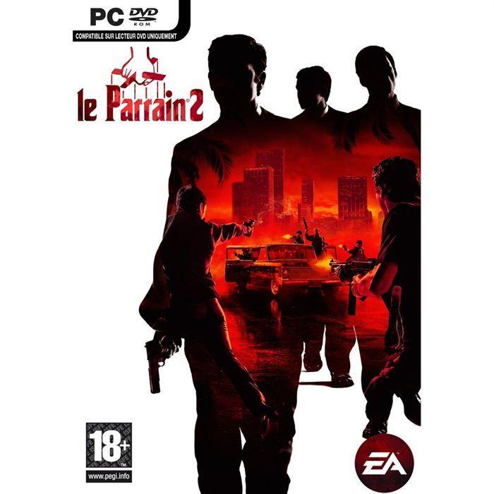 LE PARRAIN 2 / Jeu PC