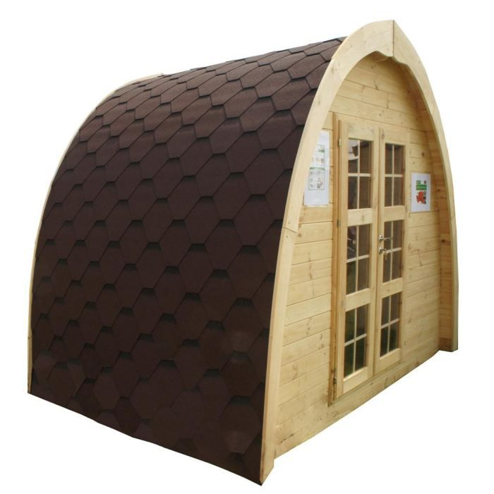 chalet bois igloo 3x2 m achat vente abri jardin chalet chalet bois igloo 3x2 m cdiscount. Black Bedroom Furniture Sets. Home Design Ideas