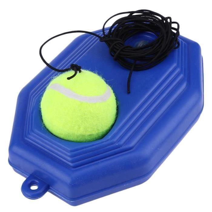 EntraîNeur de Tennis Autodidactique, Outil D'EntraîNement au Tennis EntraîNeur de Pratique Du Tennis WOW7781