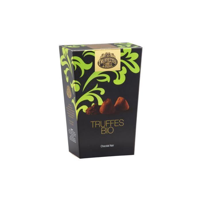 Truffes Chocolat Noir Bio 100g