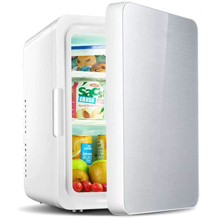 MINI-BAR–MINI FRIGO POUR BOISSON–FRIGO USB Mini R&eacutefrig&eacuterateur, 8L R&eacutefrig&eacuter&eacute Frigo Boissons La354