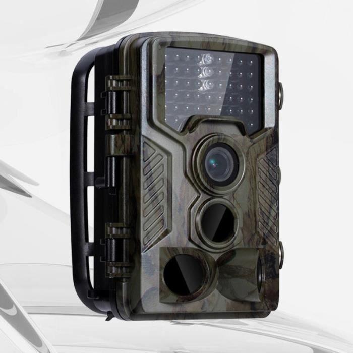 HC800A 16MP 1080P HD Caméra de chasse Vision Nocturne 42LEDs IR Cam Trap caméra de chasse étanche