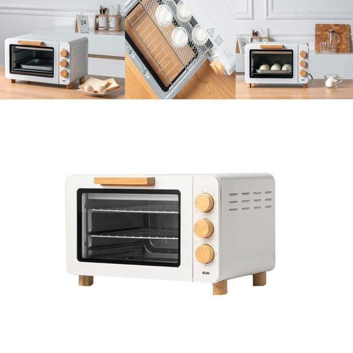 ELECTRIC OVEN Four électrique entièrement Automatique, 15L ménage gâteau de Cuisson 4 Chauffage Tube de contrôle de la température,