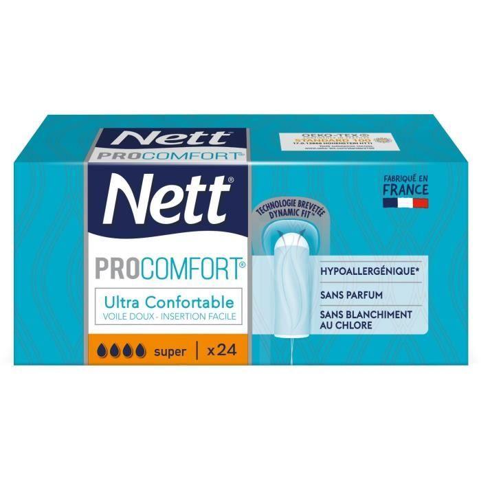 NETT Tampon Procomfort Digital Super x 24