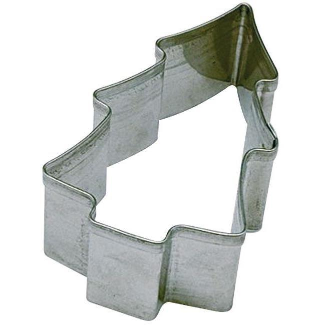 Emporte-pièce en inox 6cm - sapin