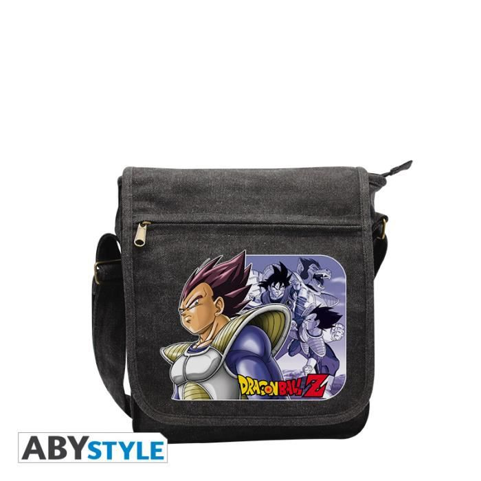 Dragon Ball Sac Besace Dbz Vegeta Petit Format Broch Achat Vente Sacoche 3700789215820 Cdiscount