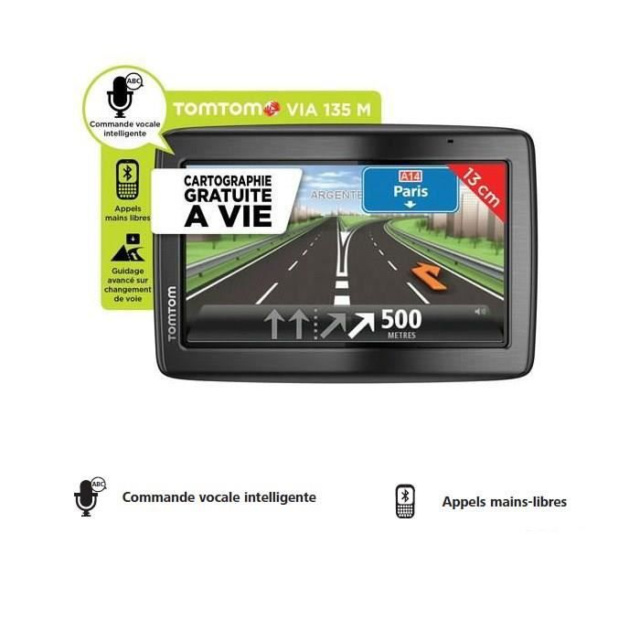 carte europe occidentale tomtom gratuit
