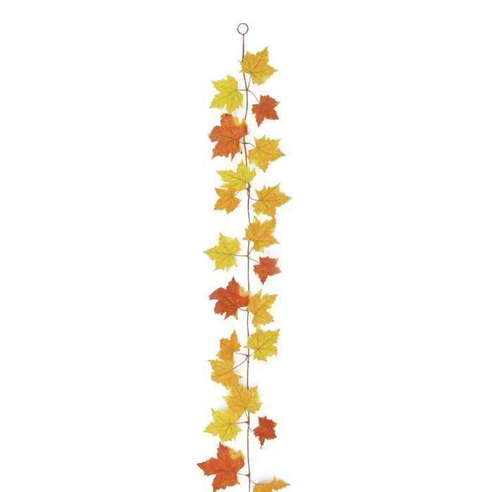 Guirlande de tournesol artificielle de 16 pouces Guirlande de feuilles d/érable dautomne citrouilles dautomne de 20 pouces pour mur int/érieur de porte dentr/ée ext/érieure ou d/écor de fen/être