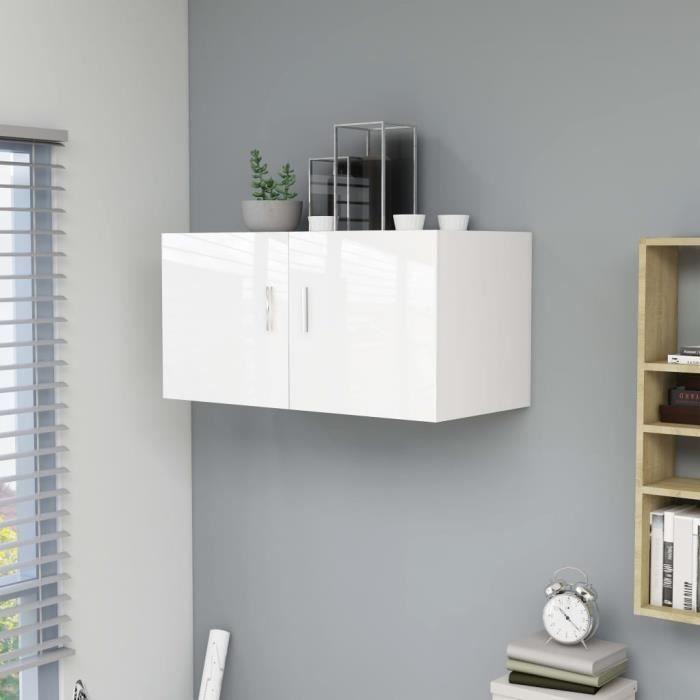 armoire murale meuble de rangement