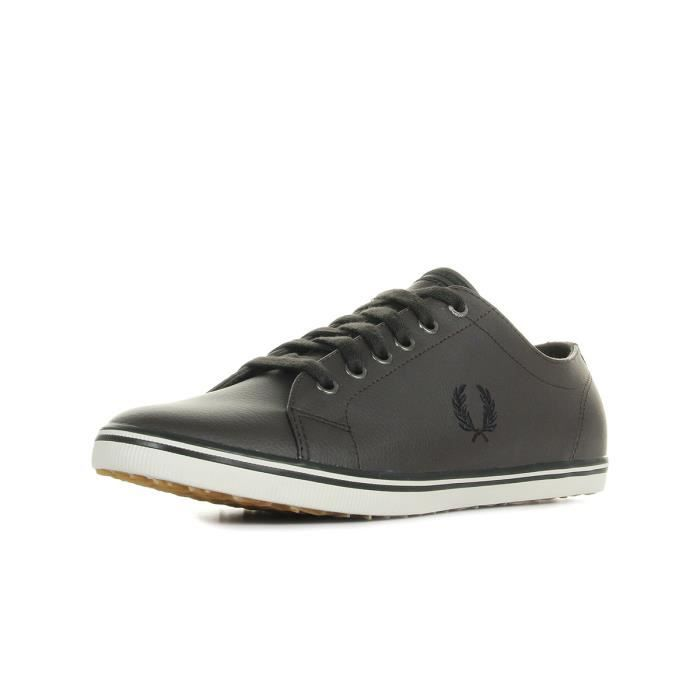 Baskets Fred Perry Kingston Leather