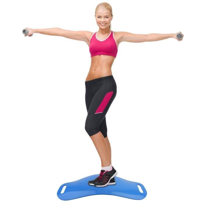 Planche Equilibre Board Balance Yoga 65x26 5cm Exercice Physique Twister Pied Jambe Formation Yoga Prix Pas Cher Cdiscount