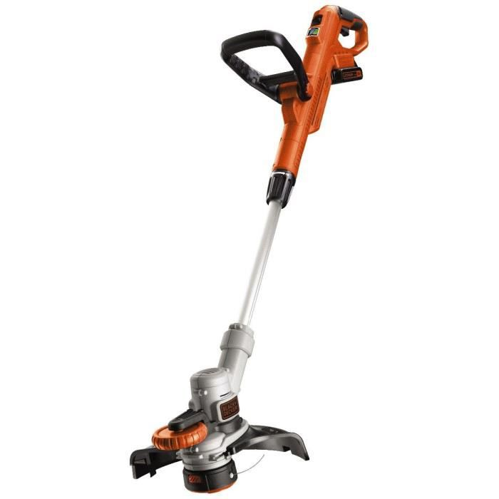 Coupe bordure black et decker sans fil 18v