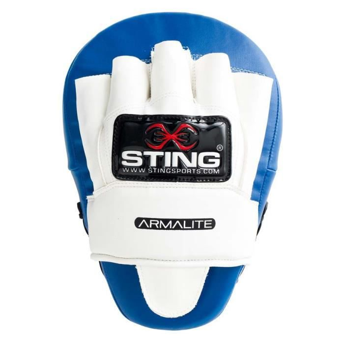 Gants de combat Sting Armalite Sas Focus Mitt - Taille : One Size - Couleur marketing : Blue