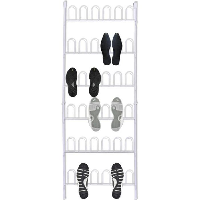 range chaussures mural achat vente pas cher. Black Bedroom Furniture Sets. Home Design Ideas