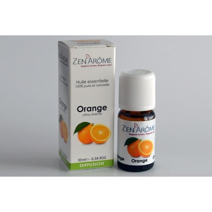 HUILE ESSENTIELLE Huiles Essentielles Orange - 10 ml