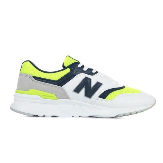new balance 997 femme jaune