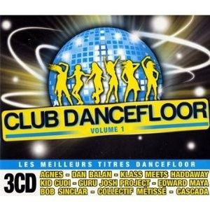 CD COMPILATION CLUB DANCEFLOOR 2010