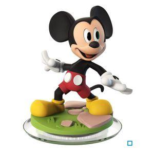 FIGURINE DE JEU Figurine Mickey Disney Infinity 3.0
