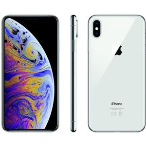 SMARTPHONE iPhone Xs MAX 64 Go Argent Reconditionné - Comme N