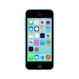 SMARTPHONE iPhone 5c 8 Go Bleu Reconditionné - Etat Correct