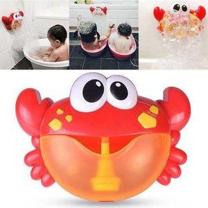 BULLES DE SAVON Crab Bubble Maker Automatique Bec Machine À Bulles