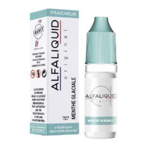 LIQUIDE Eliquide Alfaliquid Saveur Menthe glaciale 10ml 11