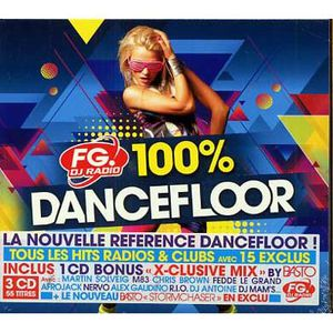 CD COMPILATION Compilation - 100% dancefloor