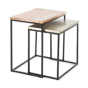 table basse orange achat vente table basse orange pas cher. Black Bedroom Furniture Sets. Home Design Ideas