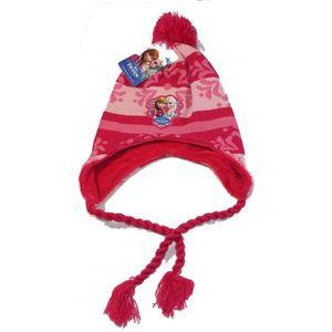 BONNET - CAGOULE Bonnet péruvien Frozen, reine des neiges, n°3
