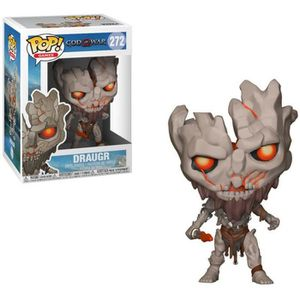 FIGURINE - PERSONNAGE Figurine Funko Pop! God of War: Draugr