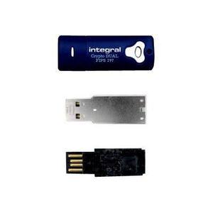 CLÉ USB INTEGRAL - INFD16GCRYPTODL197