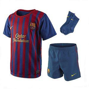 T-SHIRT MAILLOT DE SPORT Maillot et Short FC Barcelone Ho…